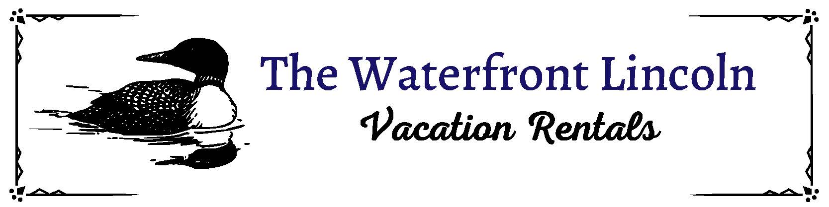 Waterfront Lincoln Vacation Rentals